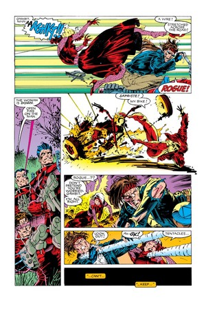 X-Men #3 page 19