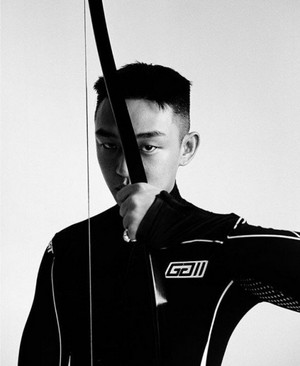 Yoo Ah In for 'T Magazine' pictorial