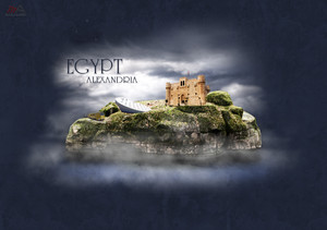 alexandria egypt by REDFLOOD