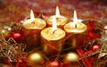candle - christmas photo