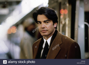 peter gallagher while