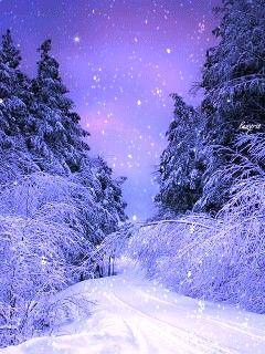 sweet Winter time❄