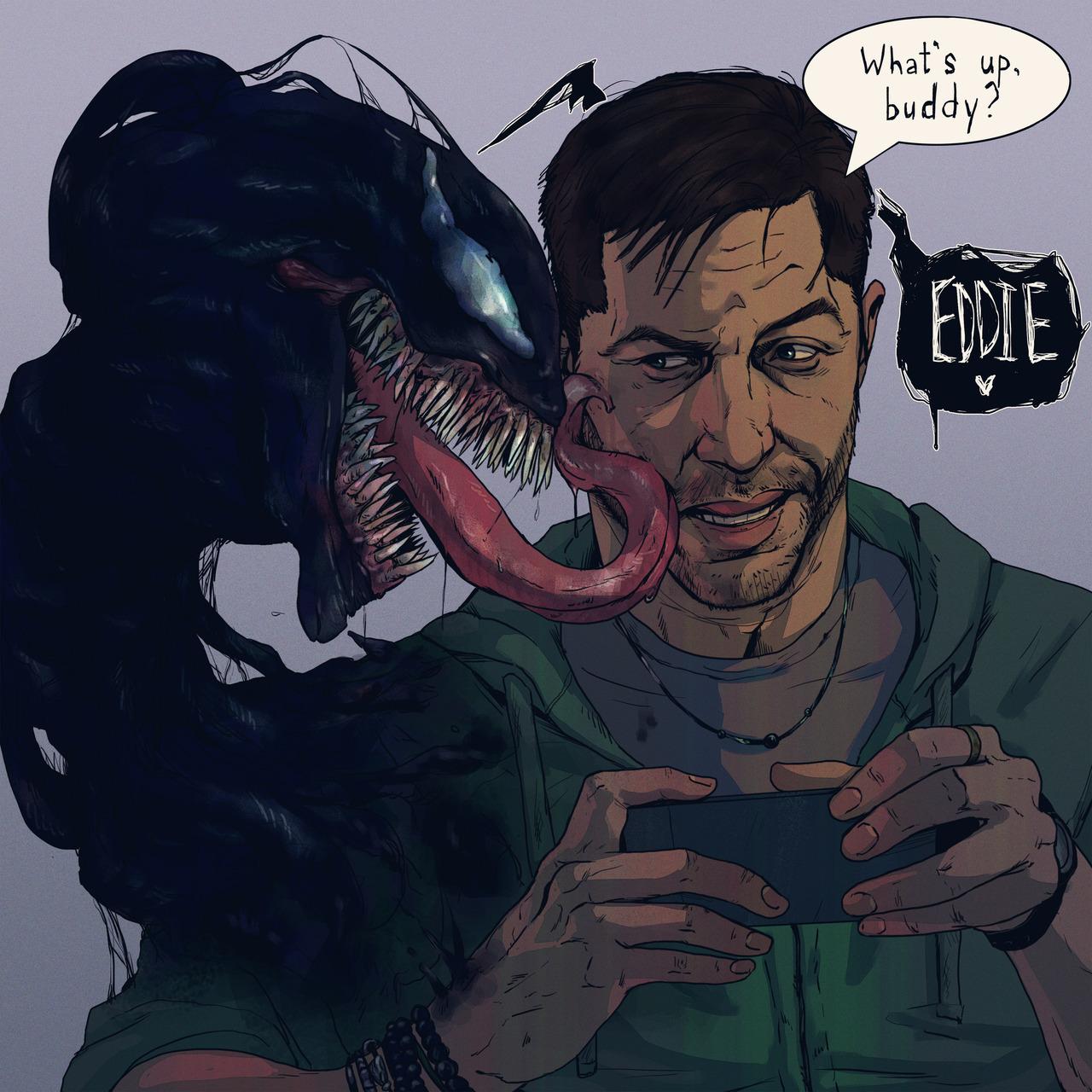 Veddie Venom X Eddie Images Venom X Eddie Hd Wallpaper And