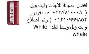الخط الساخن صيانة وايت ويل 01207619993 فرع كفر الدوار 02357009