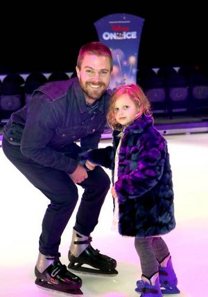 'Disney On Ice Dare To Dream Celebrity Skating Party' December 14th 2018
