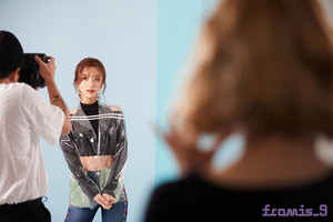 'From.9' جیکٹ behind - Saerom