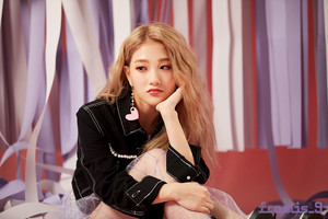'From.9' جیکٹ behind - Seoyeon