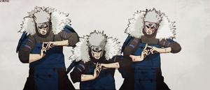 *Tobirama Senju Clone Jutsu : Naruto Shippuden*