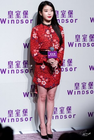 071218 IU konsiyerto Hong Kong Press Conference at Windsor House