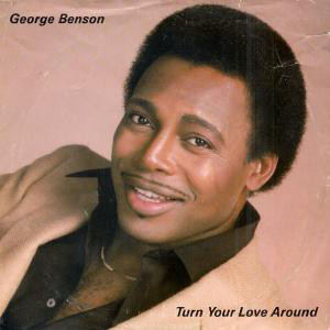 1981 Song , Turn Your Cinta Around, On 45 R.P.M.