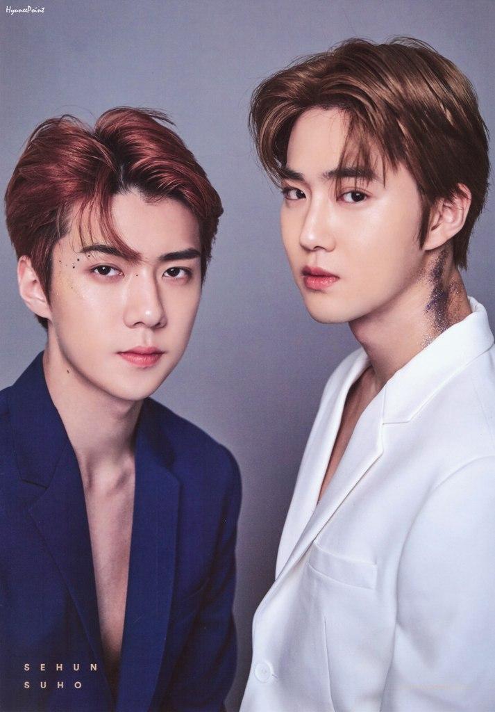 2019 Exo Season S Greetings Exo Photo 41767298 Fanpop