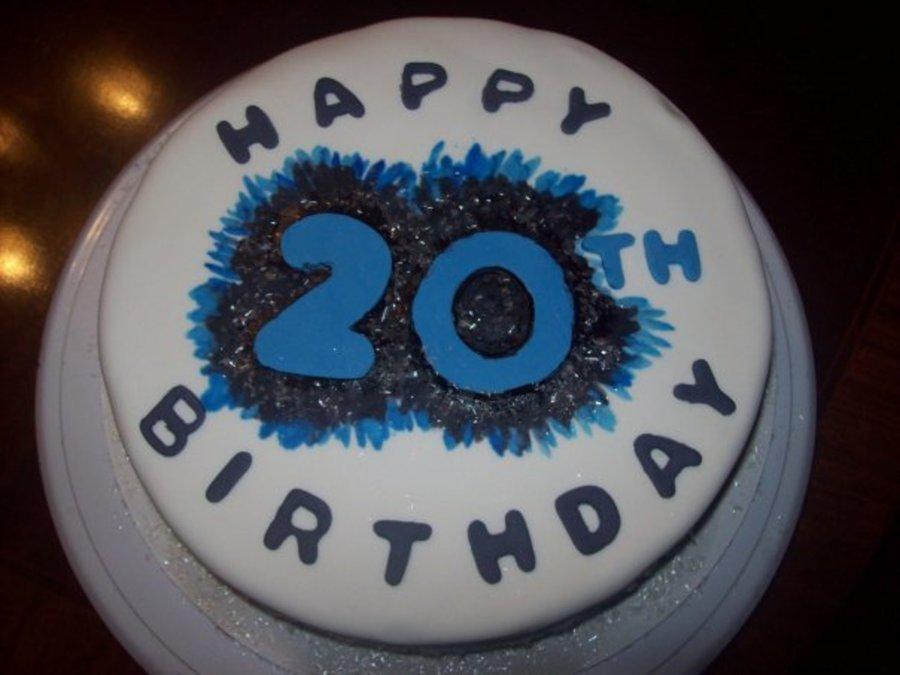 20th Birthday Cake 80smusiclover1 фото 41716598 Fanpop