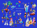 95 anni Disney - disney wallpaper