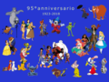 95 anni Disney seconda parte - disney wallpaper