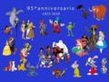 95 anni Disney seconda parte - disney wallpaper
