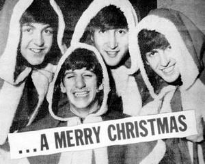 A Beatles navidad