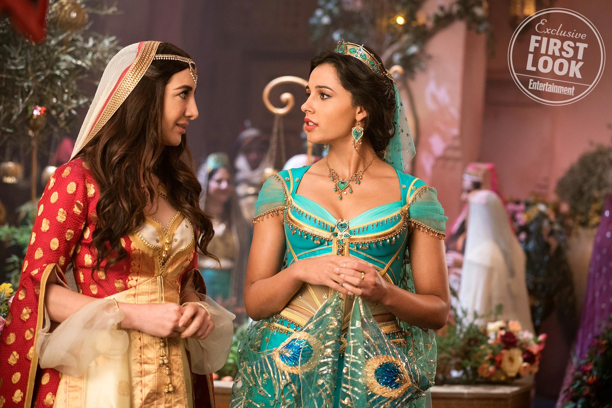 Aladdin 2019 promotional still