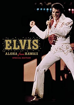 Aloha, From Hawaii On DVD