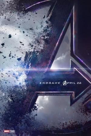 Avengers: Endgame - Official Promo Poster