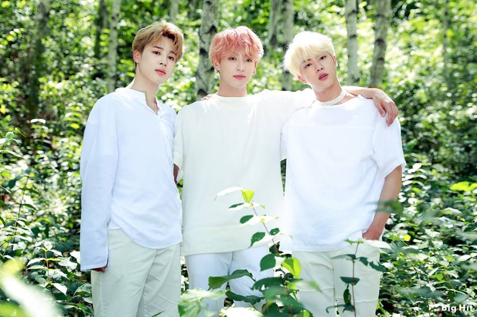 防弾少年団 2019 SEASON'S GREETINGS PHOTOSHOOT