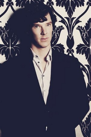Benedict as Sherlock