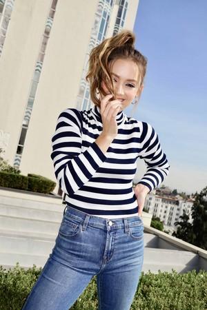 Billie Lourd ~ J-Brand Jeans Photoshoot