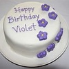 Lavendergolden photo titled Bithday Cake For Violet 🎂