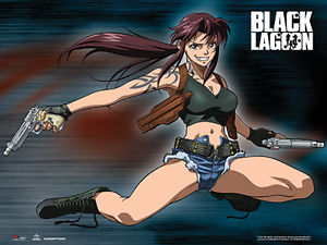 Black Lagoon - Revy