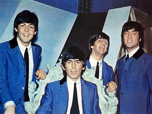 Blue Beatles
