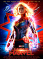 Captain Marvel - Promo Poster - marvels-captain-marvel photo