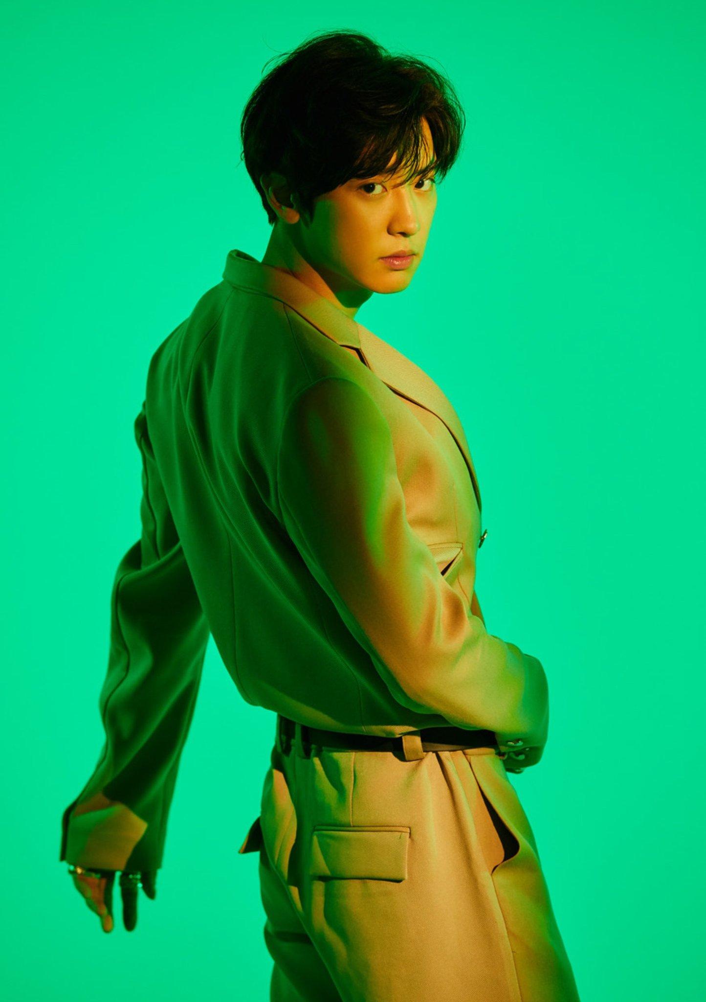 Chanyeol 'LOVE SHOT '
