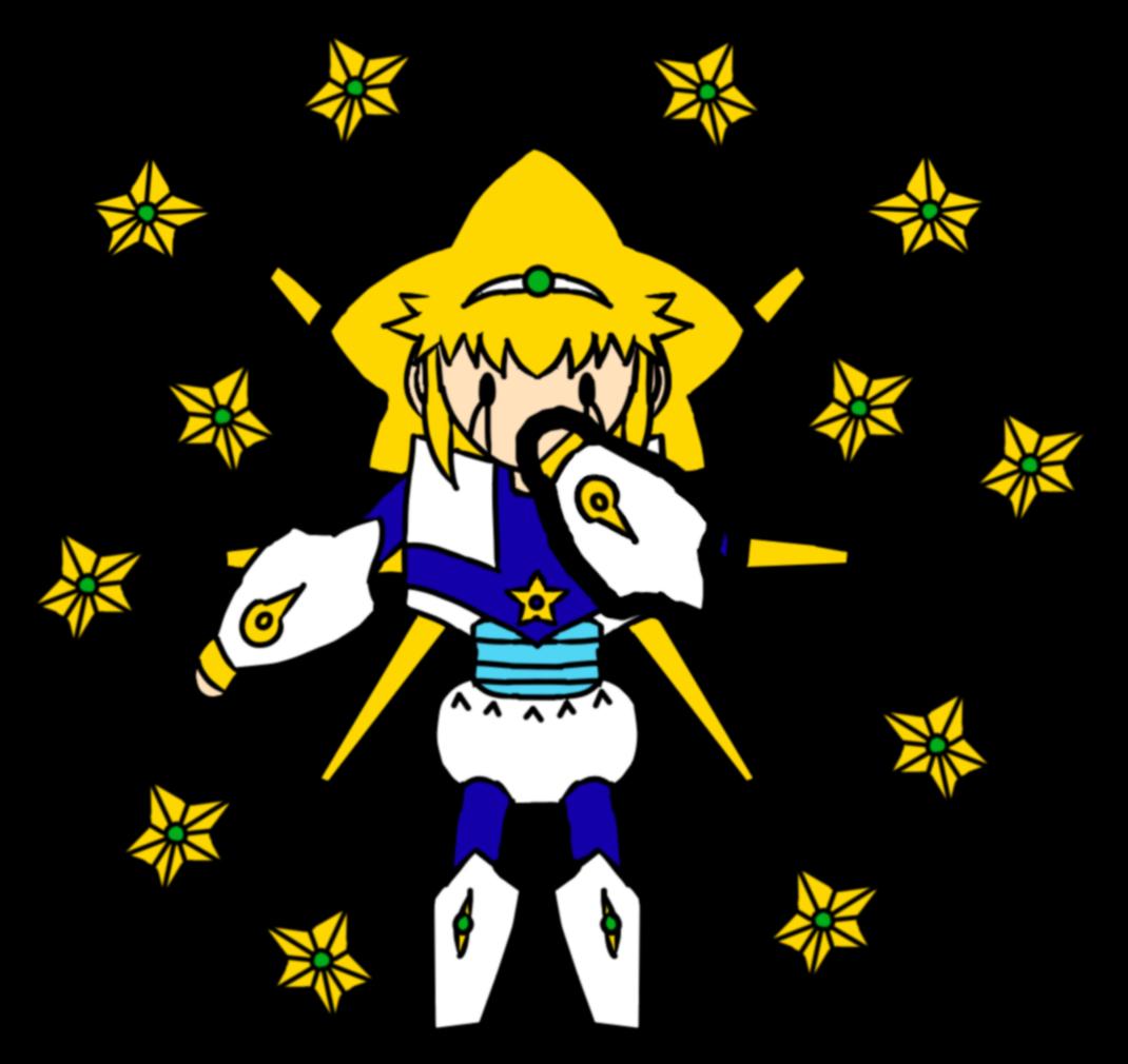 Chibi Star Child