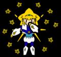 Chibi Star Child - chibi fan art
