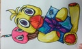 Chica Plush - zutaradragons-storys-poems-and-pictures fan art