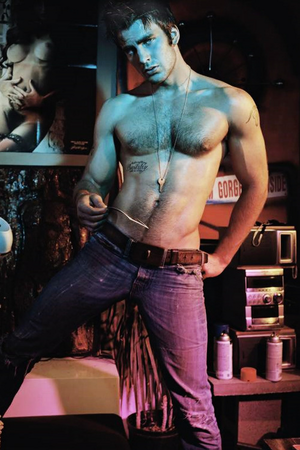 Chris Evans Photographed by Tony Duran for Flaunt