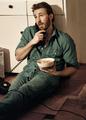 Chris Evans photographed by Mark Segal for Esquire (April 2017 Issue)  - chris-evans photo