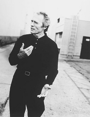 Clint Eastwood photographed on April 17, 1997 in Los Angeles, California (Photo by Michel Haddi)
