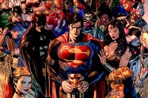 DC 超能英雄