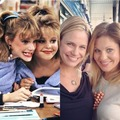 DJ and Kimmy: Then and Now - full-house photo