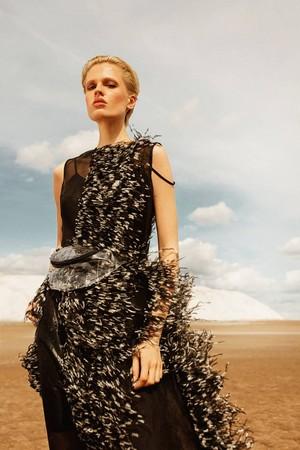 Daria Kozak for Vogue Poland [September 2018]