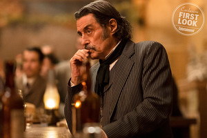 Deadwood: The Movie (2019) - Ian McShane as Al Swearengen