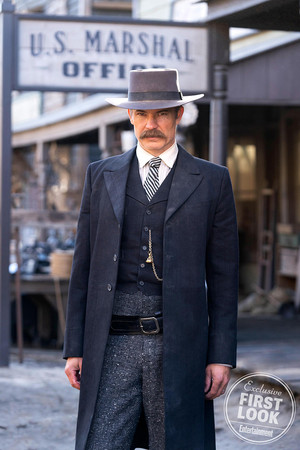 Deadwood: The Movie (2019) - Timothy Olyphant as Seth Bullock