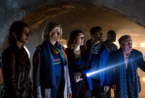 Doctor Who - New Year's Special - Resolution - Promo Pics