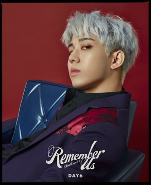 Dowoon's teaser imej for 'Remember Us: Youth Part 2'