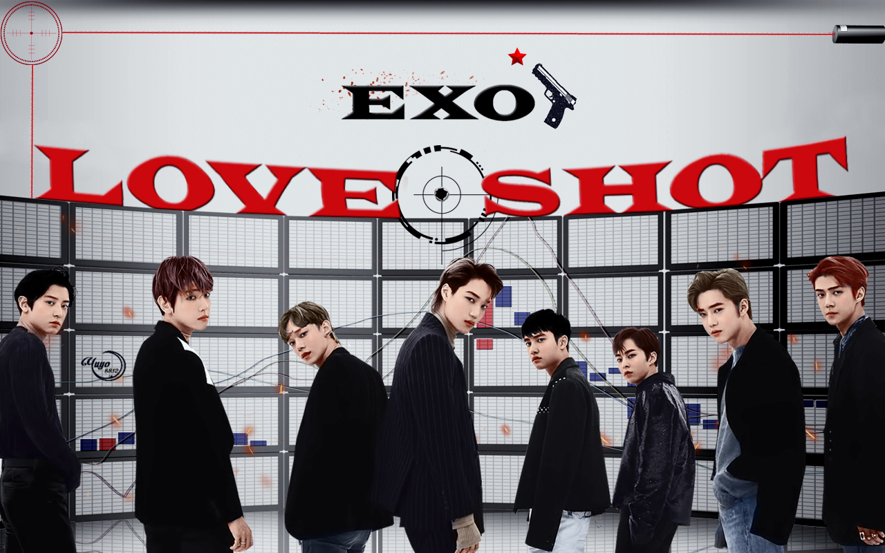 EXO Liebe SHOT (2) #WALLPAPER