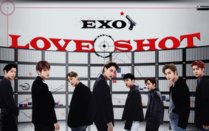 EXO Amore SHOT (2) #WALLPAPER