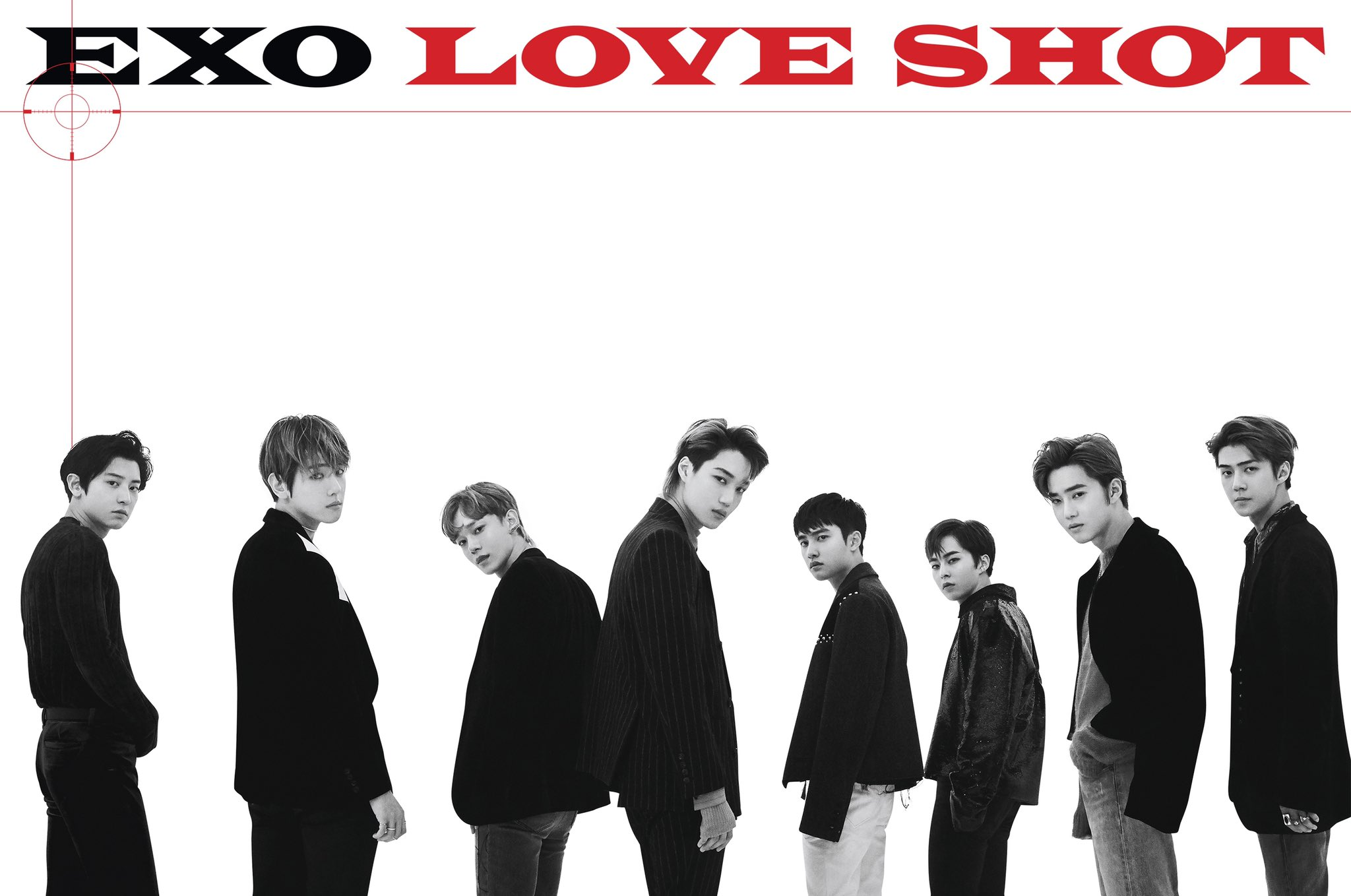 Exo Images Exo Love Shot Hd Wallpaper And Background Photos 41725233