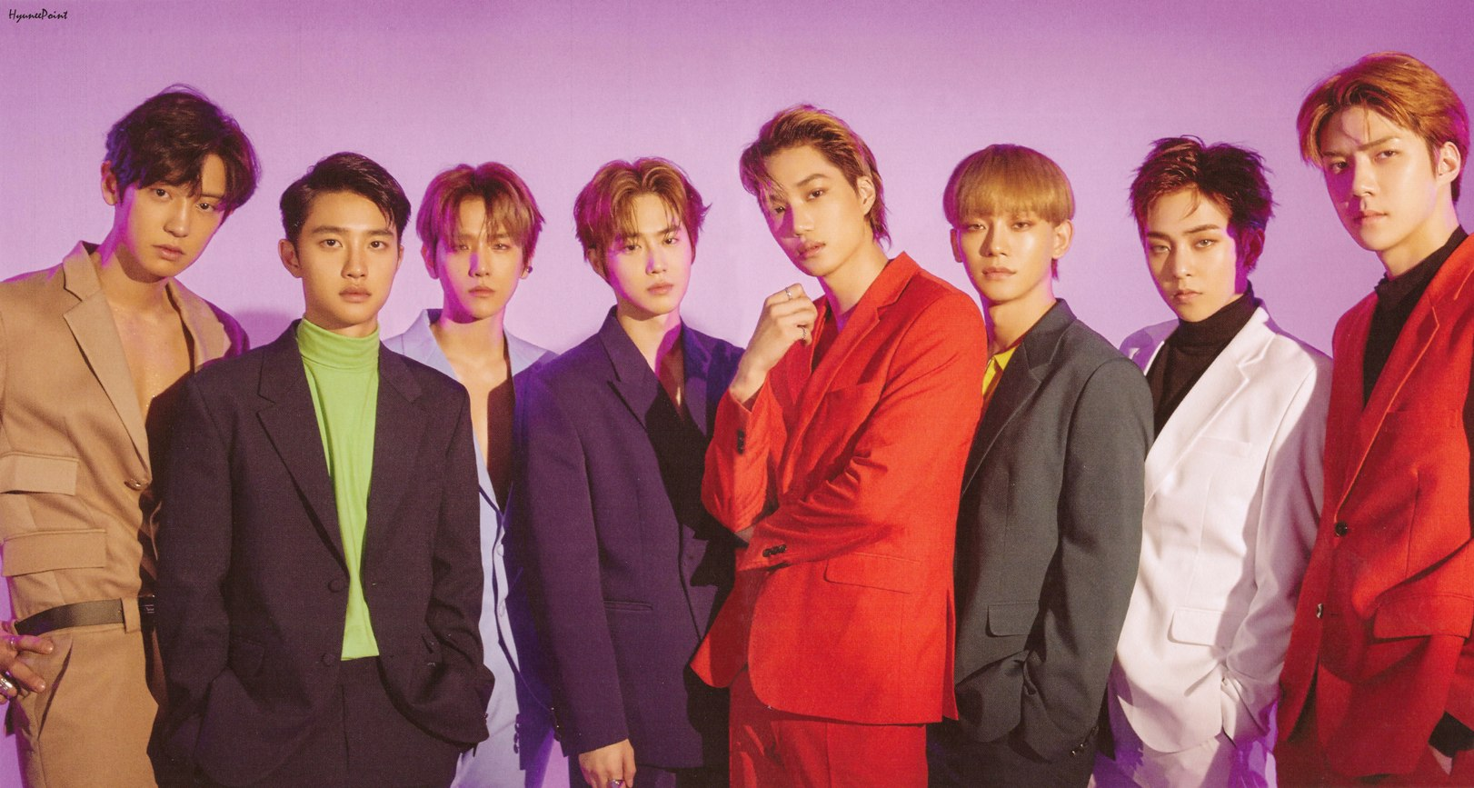 Exo Love Shot Exo Photo 41770268 Fanpop