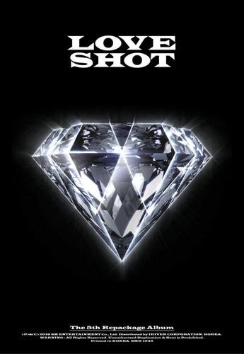 এক্সো দেওয়ালপত্র titled এক্সো reveals teaser for 5th repackage album 'Love Shot'