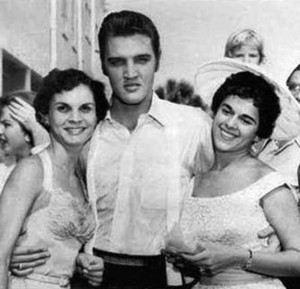 Elvis And fans